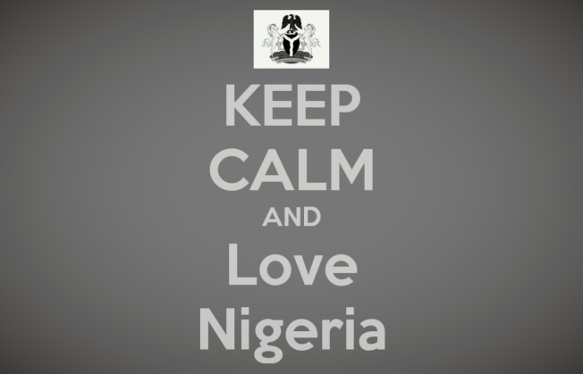 Nigeria,..Still Our Beloved Country!